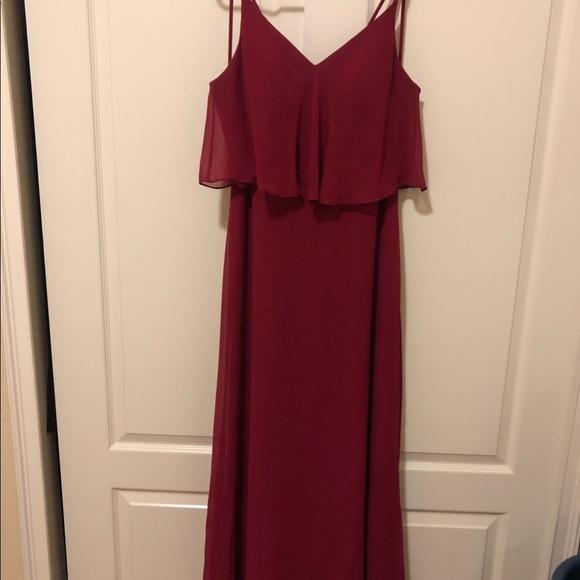 Azazie Dresses & Skirts - Azazie Full Length Dress